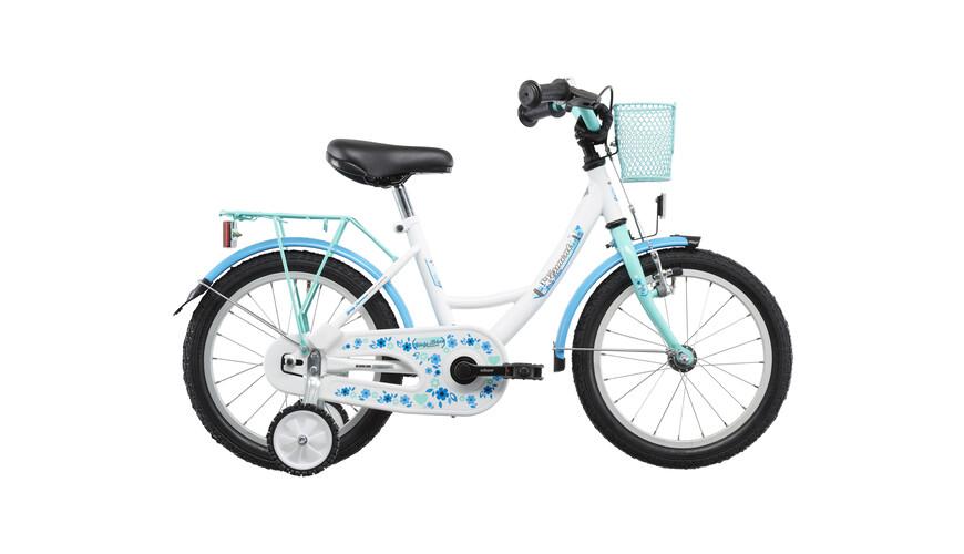 """Vermont Girly Blue 16 - Bicicleta para niñas 16"""" - azul"""
